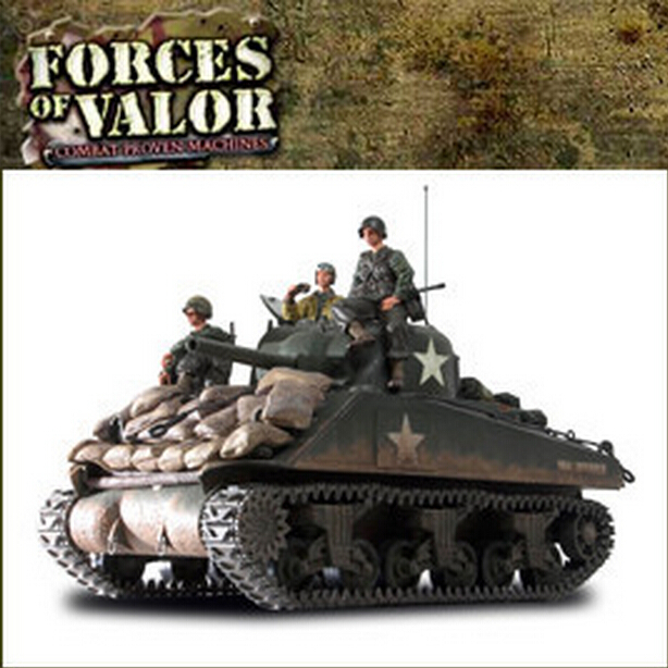 The new print FOV 85007 1:16 WWII US Sherman tank (with certificate) alloy finished FM(China (Mainland))