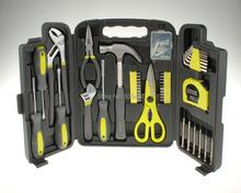 89 unids Houselold juegos de herramientas kits de herramientas en casa