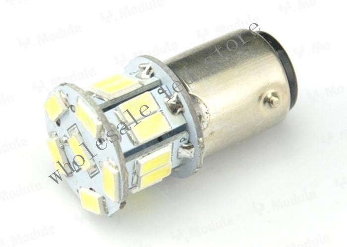 80Piece 1156 LED BA15S 5630 18SMD White Car Light Source for Rear Signal Light Lamp Bulb CL625