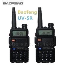 Buy 2-PCS BAOFENG UV-5R WALKIE TALKIE Black Ham Amateur Two Way Radio Dual Band Vhf/Uhf 136-174/ 400-520MHz Free for $4.69 in AliExpress store