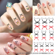 Environmental Waterproof Anti Sweat Fingernails Part Of The Small Fresh Female Tattoo Large Discount Vh-328d