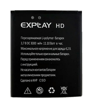 Explay HD 3000mAh High Quality Mobile Phone Replacement Li-ion Battery for Explay HD Battery