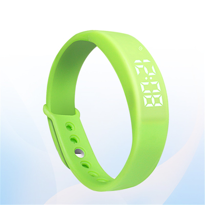 HOT PC APP smartband realtime showing wristband OLED screen fitness tracker pedometer sporsts smart bracelet for windows PC(China (Mainland))