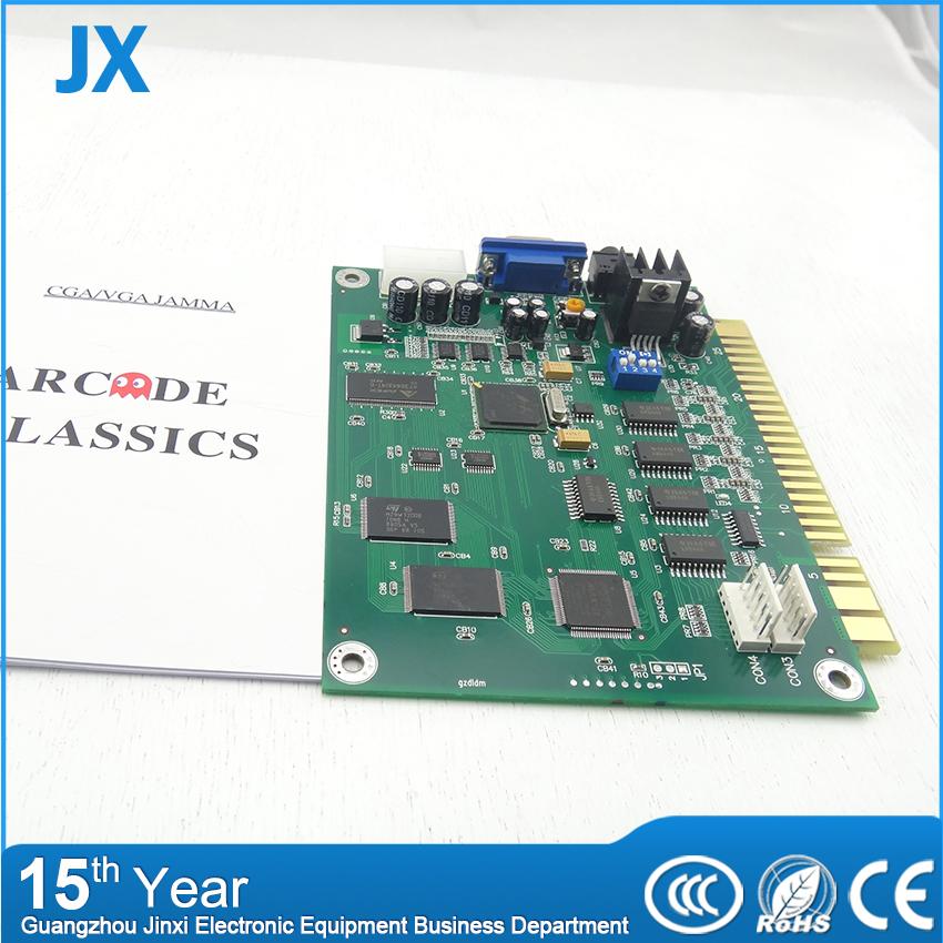 60 in 1 Classical Arcade Game PCB Jamma Multi Game Pcb For Arcade Game Machine Arcade Game Board(China (Mainland))