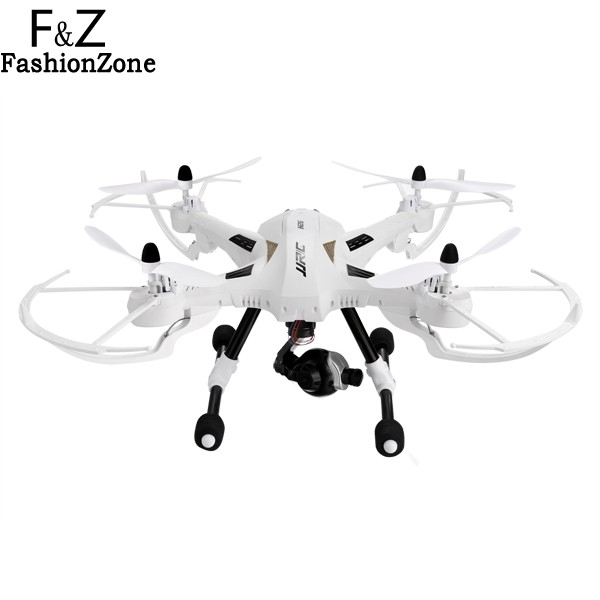 3MP Wide Angle HD 4CH 2.4G 6-Axis Gyro Headless Mode One Key Return RC Quadcopter Drone White<br><br>Aliexpress