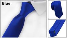 12 Colors Slim Norrow Tie For Men,5cm Casual Arrow Skinny Satin Necktie, Fashion Man Accessories Gravata(China (Mainland))