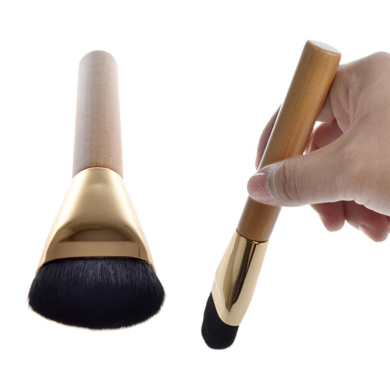 Small Broom Foundation Makeup Brush Liquid Foundation Brush BB Cream Foundation Multi-Functional Brush(China (Mainland))