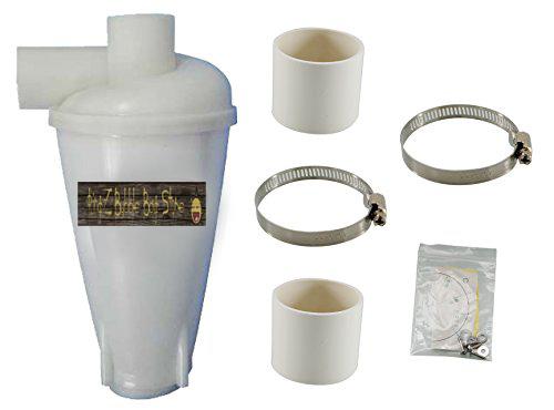 Cyclone DIY Dust Collector High efficiency God quality Powder Dust Collector Filter Top Quality(China (Mainland))