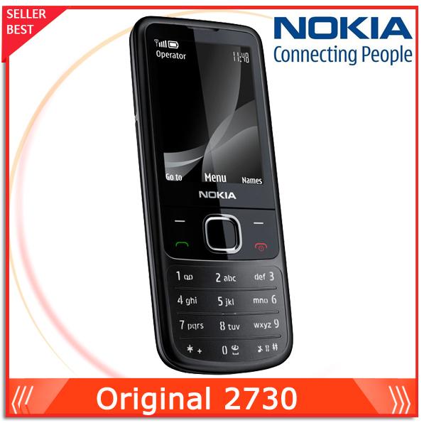 2730 Original phone Nokia 2730 Cheap phones Unlocked GSM WCDMA Good Quality(China (Mainland))