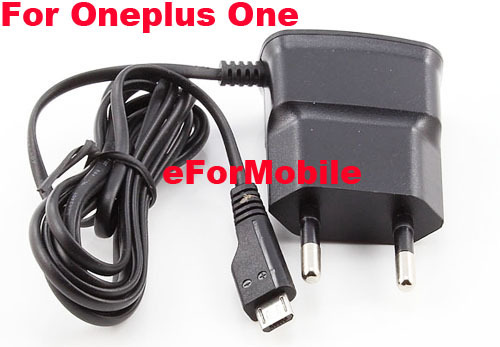 EU Charger Adapter AC Wall Charger Travel Charger mobile phone charger +Stylus For Oneplus One(China (Mainland))