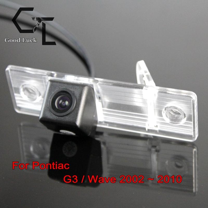 For Pontiac G3 / Wave 2002 ~ 2010 Car Parking Camera Rear Camera HD CCD Night Vision Car Camera Car Reverse Camera(China (Mainland))