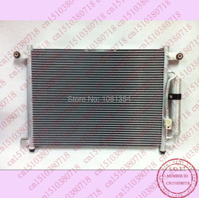 Chevrolet Lova, Aveo automobile air conditioning condenser\ air conditioning radiator(China (Mainland))