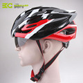 BaseCamp Bicycle Helmet Outdoor Sports Head Protector Integrally molded Cycling Helmet 8 Color Riding Equipment Bike