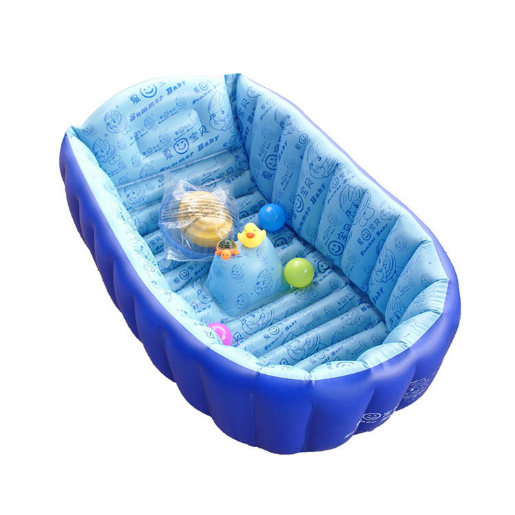 2015 newest kids and children inflatable shower bath tub portable baby bath tub for baby care in. Black Bedroom Furniture Sets. Home Design Ideas