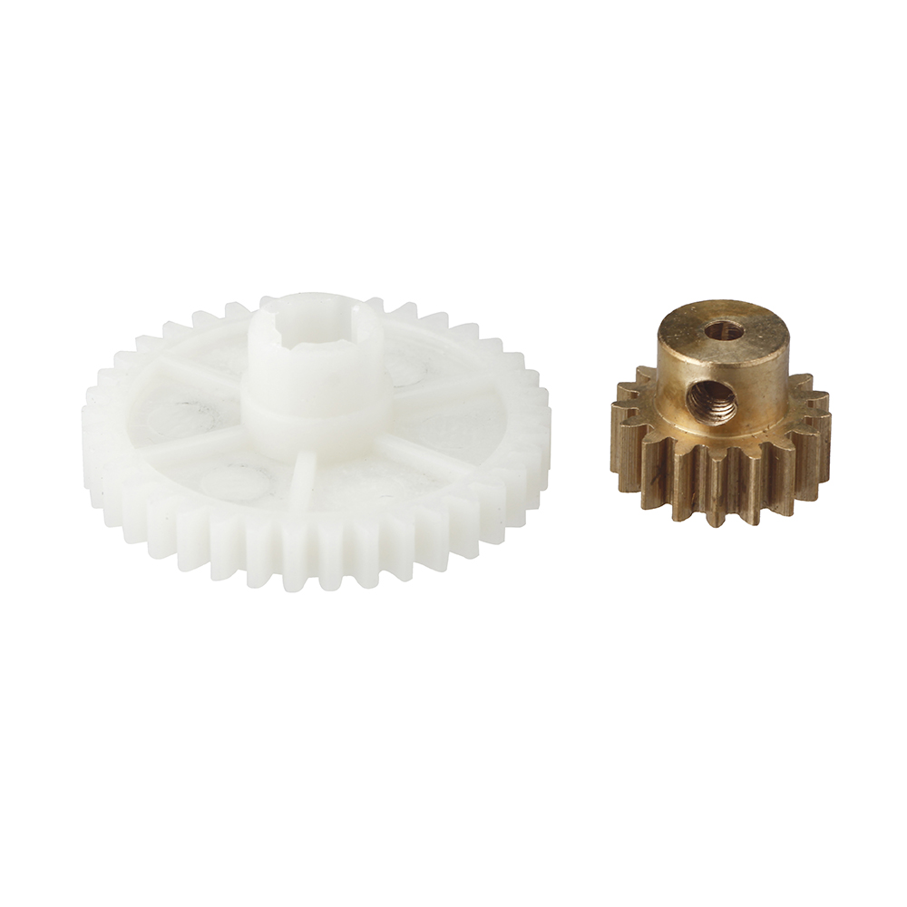 Wltoys 1/18 RC Car Parts Motor Copper Main Gear Set for Wltoys 1/18 A949 A959 A969 A979 K929 RC Car Accessories(China (Mainland))