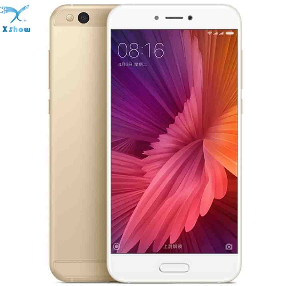 "brand new Xiaomi Mi5c Mi 5C Pinecone S1 Octa Core 3GB RAM 64GB ROM Cell Phone 9V 2A 5.15"" 1080P FHD 12.0MP Fingerprint ID MIUI 8(China (Mainland))"