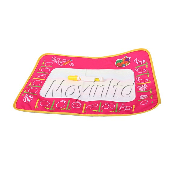 Baby Infant Pre-School Water Doodle Painting Writing Magic Mat Cloth Play Toy(China (Mainland))