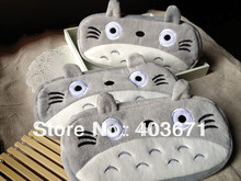 New cute totoro style plush Pencil bag / pen case & Cosmetic bag / pouch / Wholesale(China (Mainland))