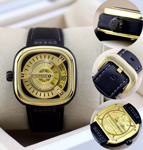 high quality men watch high quality seven friday watch shipping free