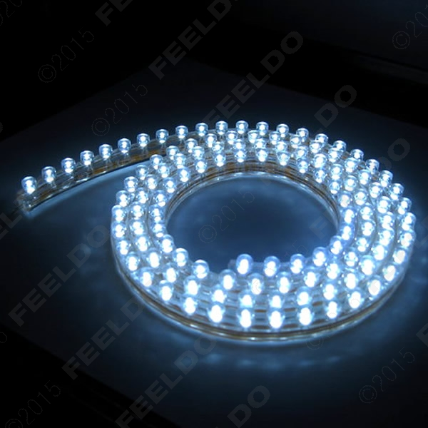 Led Wall Strip Lights : 60Rolls DC12V Car 48cm White Waterproof PVC Great Wall LED Strip Light Bulb #CT1078-in Light ...