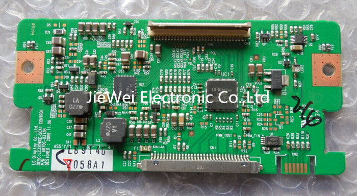 (Jiewei) free shipping LC320WXN-SCA2 CONTROL 6870C-0313C LED LCD TV T-CON Logic board For LG(China (Mainland))