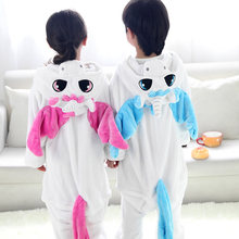 Children pajamas girls unicorn baby boys clothes unicornio Spring Children nightgown pyjamas kids animal pijamas infantil