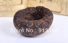 Instock 2011yr Haiwan old comrade ripe Pu er Tuo cha 100g 968 Bay Ridge special authentic
