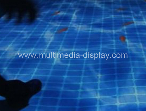 Interactive floor system a perfect event decoration helps your products more attractive(China (Mainland))