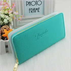 Super Gift !! Luxury Women Designer Wallet High Quality Famous Brand Woman Wallets Leather Ladies Purses(China (Mainland))