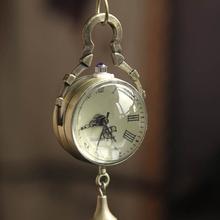Buy Watch women Pocket watch necklace Retro Vintage Bronze Quartz Ball Glass Pocket Watch Necklace Chain Steampunk for $2.03 in AliExpress store
