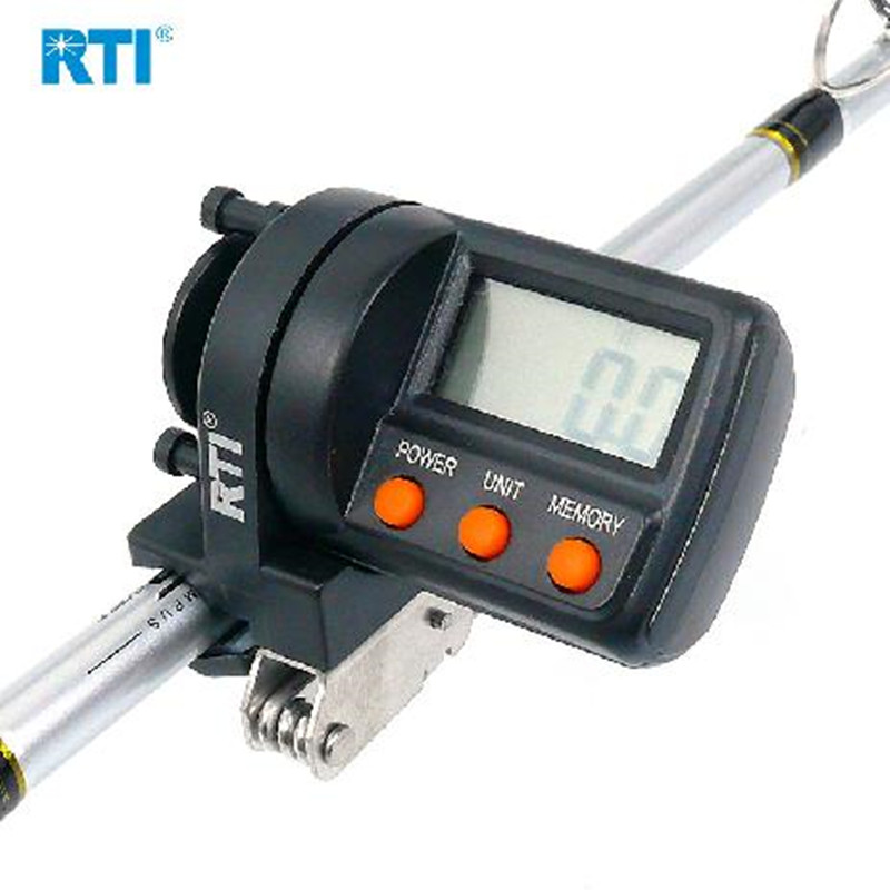 Free Shipping 2015 New Arrival RTI Electronic 999.9m Digital Display Line Counter for Fishing Accessories Fishing Tackle Pesca<br><br>Aliexpress