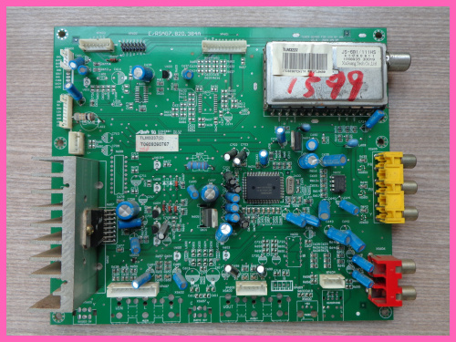 TLM3237 LCD TV high frequency power amplifier board T315XW01 screen V.G RSAG7.820.384A(China (Mainland))
