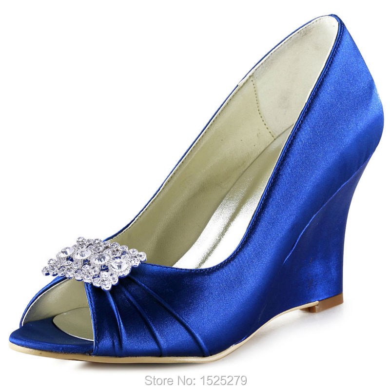 Compare Prices on Wedding Shoes Bride Wedge- Online Shopping/Buy ...