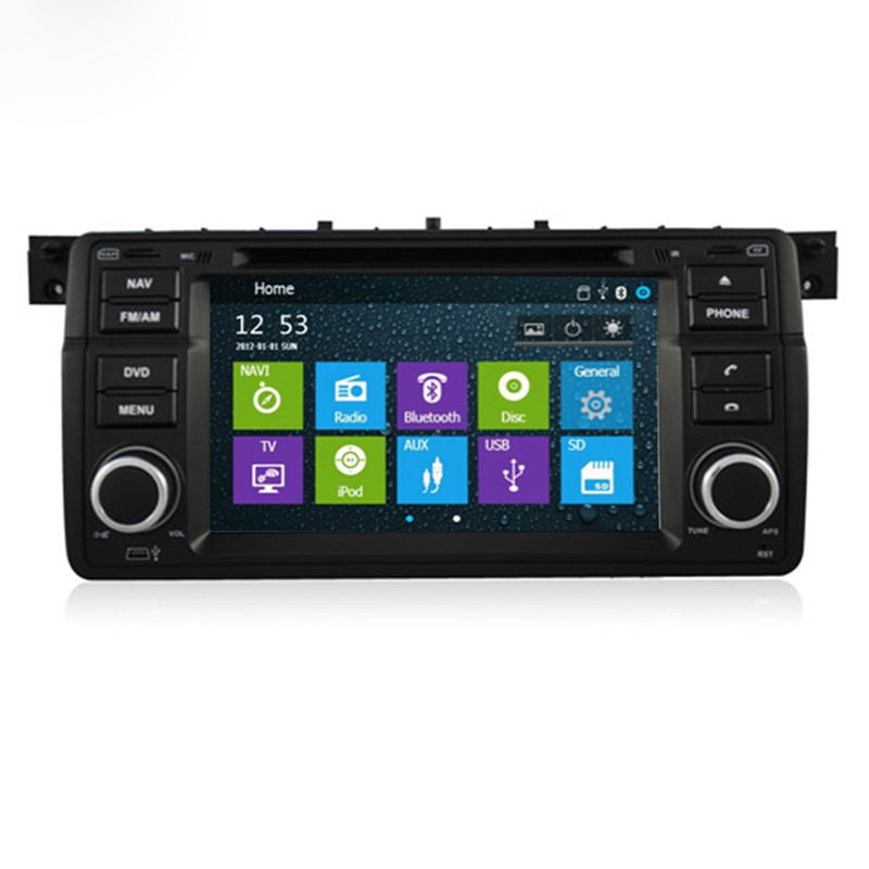 2016 Top Free Shipping Professional Wince Car Entertainment System Multimedia DVD Player For BMW X1 With GPS Navi Free Map(China (Mainland))