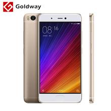 "Original Xiaomi Mi5s Mi 5S 3GB RAM 64GB ROM Mobile Phone Snapdragon 821 Quad Core 5.15""Inch 1920x1080P Fingerprint ID MIUI 8(Hong Kong)"