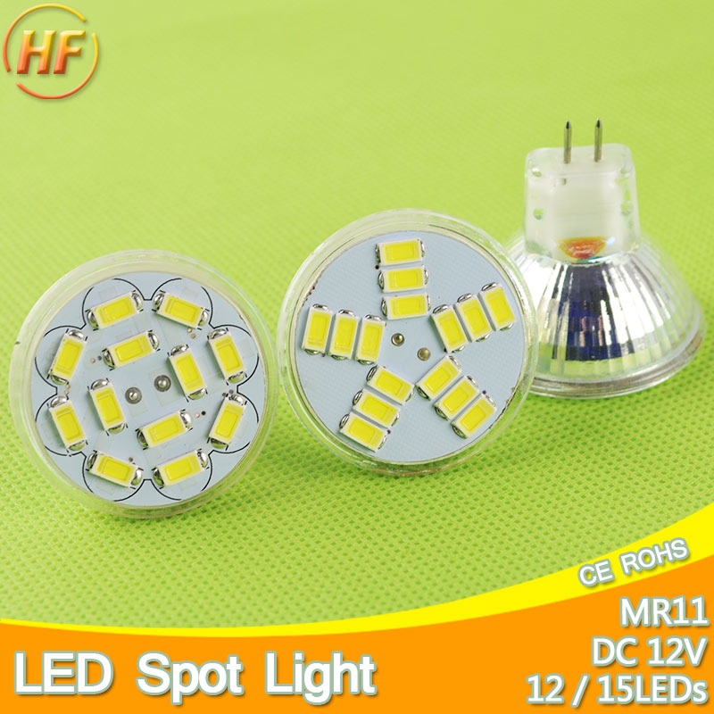 Glass DC12V MR11 3W 5W LED Lamp LED Spotlight Bombillas Spot light Lampada LED Bulb Lampara mr11 12V DC Cold Warm White Lampara(China (Mainland))