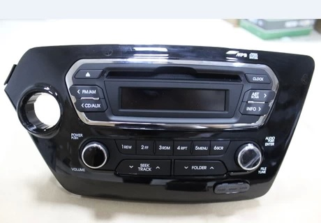 Фотография Brand new Original CD player, Mp3 player, radio for Kia K2 rio 2011-14, OEM part