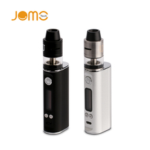 Buy 100% Authentic Jomotech Ultra 80W VTC Vape Mod 2600mAh battery mod T.C Kit Electronic Cigarette Kit Ultra RDTA Black&Silver for $38.84 in AliExpress store