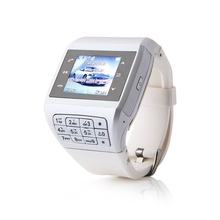 Q5 Watch Phone With Quad Band Single SIM Card Bluetooth FM 1.3 Inch Touch Screen Watch Phone(China (Mainland))