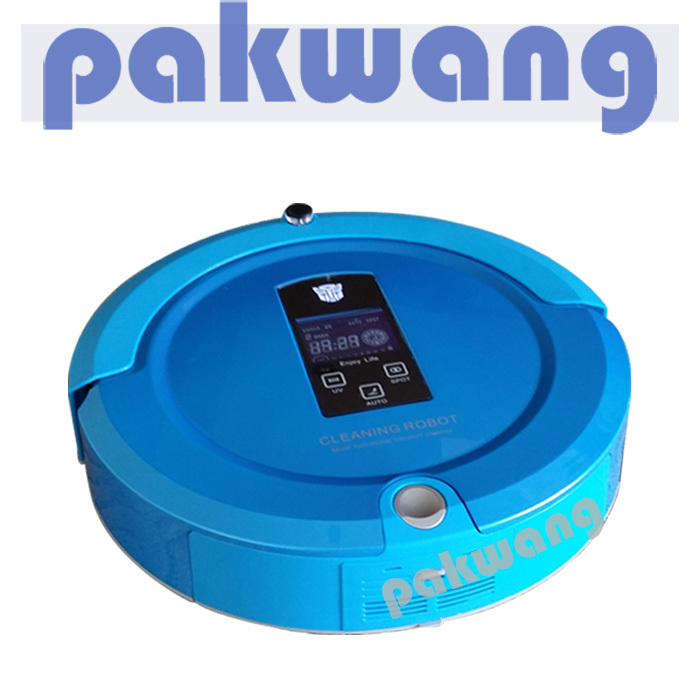 electric sweeper sweeper automatic intelligent robot vacuum cleaner mopping robot Mute home,low noise,household vacuum cleaner(China (Mainland))