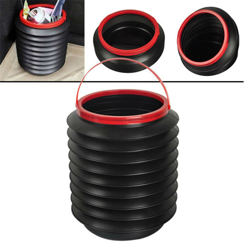 Wholesale 60PCS/Lot 1 Gallon 4 Liter Portable Folding Water Bucket Collapsible Storage Emergency Survival Camping Hiking Bugout(China (Mainland))