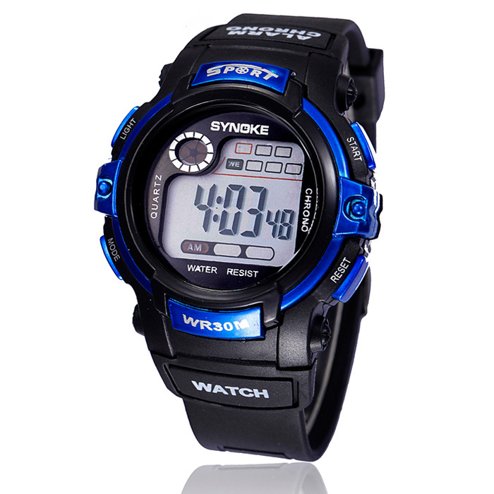 best sell digital watches mens fashion jelly gel sports