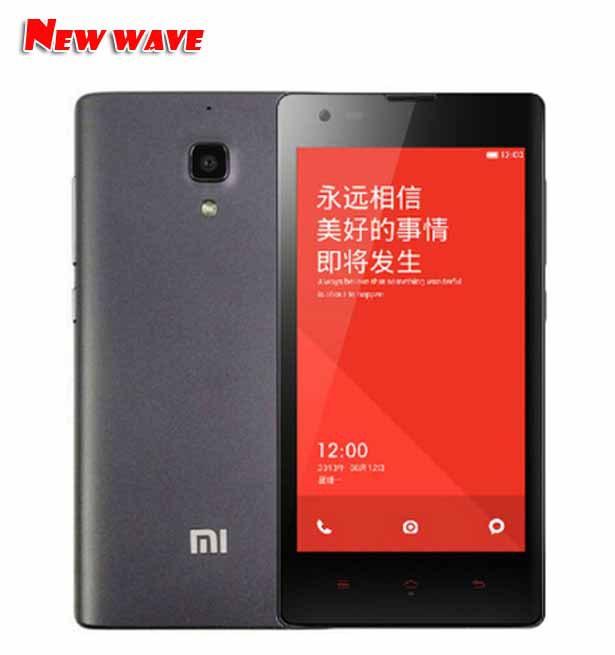 """Original Xiaomi Redmi1s Xiaomi red rice 1s xiaomi Hongmi 1s Mobile phone 4.7"""" IPS Qualcomm8228 Quad Multi-language Get More(China (Mainland))"""