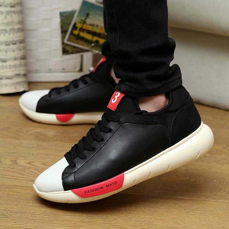 Black Autumn Shoes