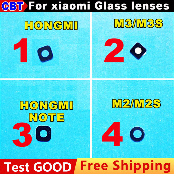 New Original xiaomi M2 M2S M3 M3S hongmi note Cell phone camera take pictures small mirror glass lens + Waterproof packaging(China (Mainland))
