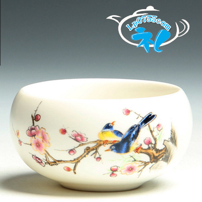 Free Shipping Magpies round trip single-cup system works famous authentic Yixing Cup High Quality Fast Delivery(China (Mainland))