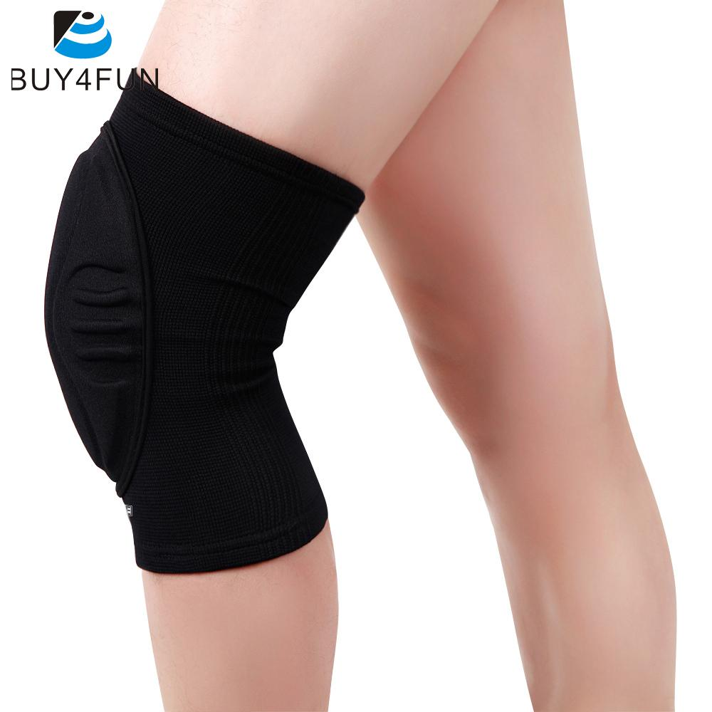 Magnetic Therapy Knee Pads Elastic Knee Guard Sleeve Pad Thickening Football Volleyball Sport Eblow Brace Support Knee Pads(China (Mainland))
