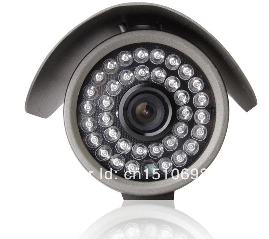 SONY CCD 700TVL Color Video 36IR Waterproof CCTV Surveillance Security Camera System DVR<br><br>Aliexpress