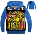 Boys Hoodies Kids Clothes Five Nights At Freddy Sweatshirt Girls Children Clothing Long Sleeve Boys T
