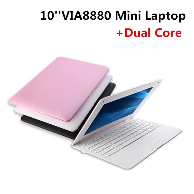 Chinese Cheap 10 inch VIA8880 Dual Core Mini Laptop Computer Android 4.2 512MB 4GB Camera HDMI Computer Ultrabook(China (Mainland))